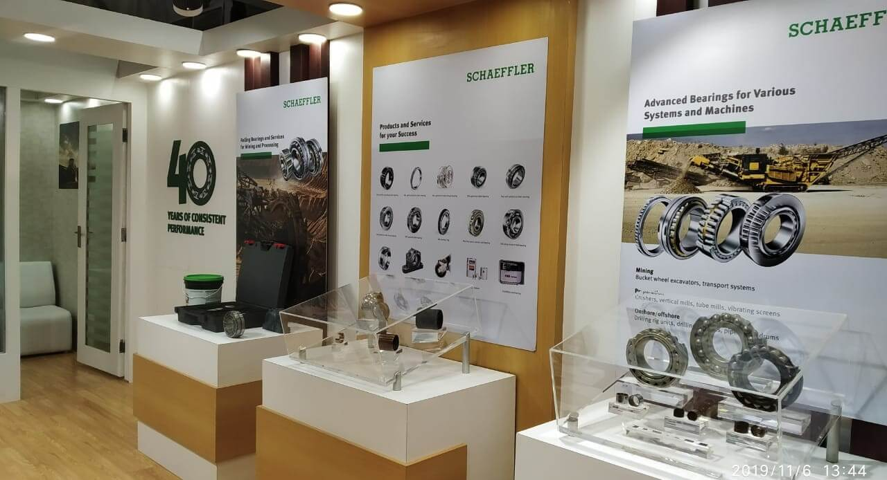 Premier Bearings at IME 2019 - 6 to 9 November, 2019