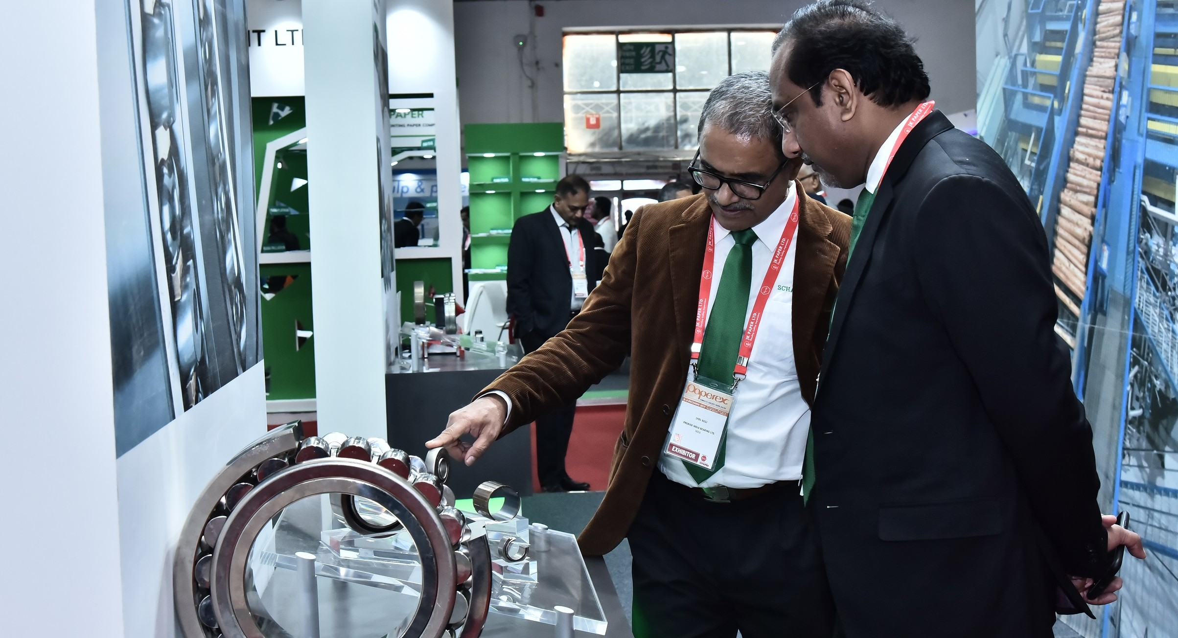 Premier Bearings at Paperex 2019 - 3 to 6 December, 2019